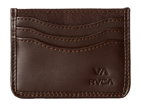 RVCA Millux Wallet - Brown