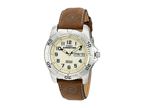 Timex Expedition Traditional Leather Full