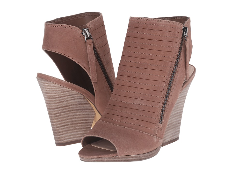 Vince Camuto Javette Smoke Taupe Womens Shoes