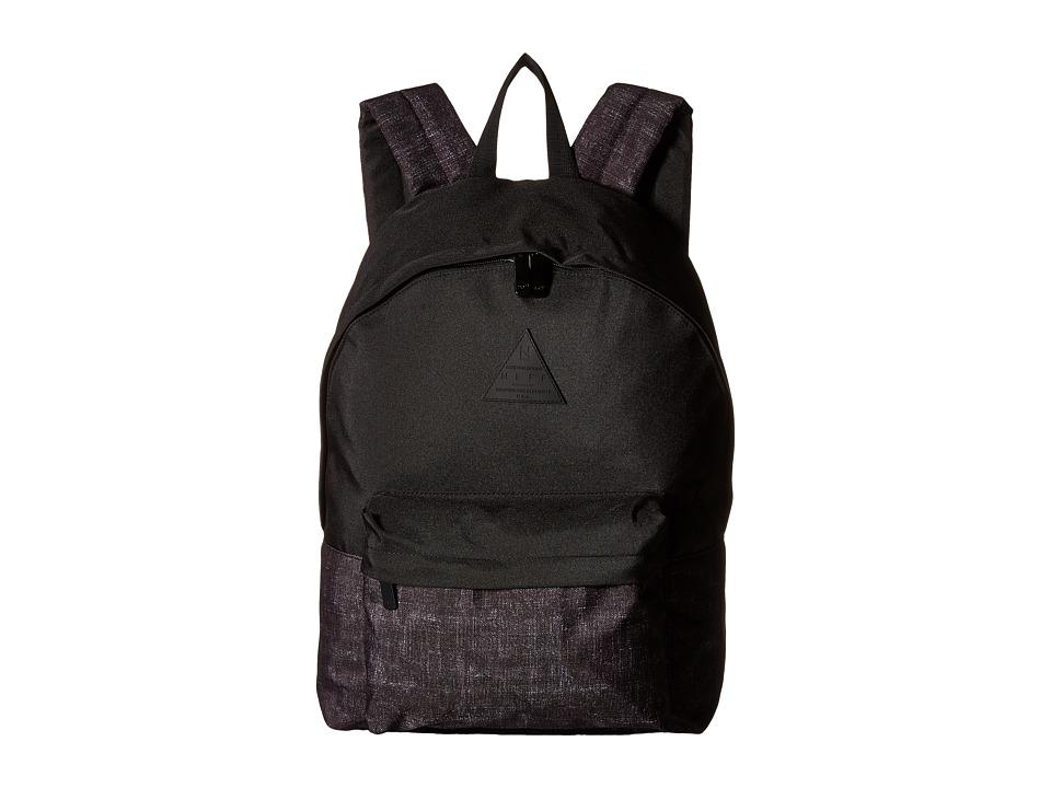 Neff - Professor Backpack (Black) Backpack Bags