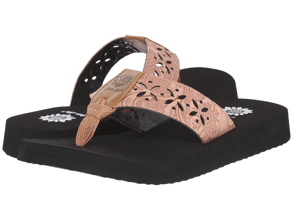 Yellow Box Damara Blush Womens Sandals
