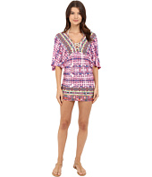 Nanette Lepore - Sunset Shibori Tunic Cover-Up