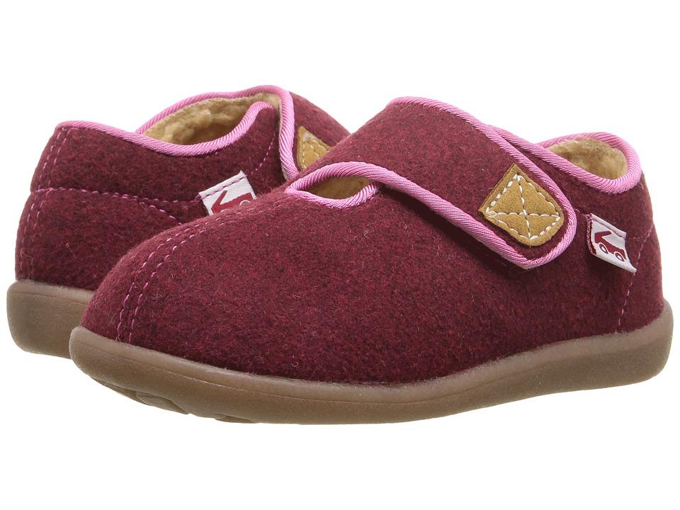 See Kai Run Kids Cruz (Toddler) (Berry) Girl's Shoes