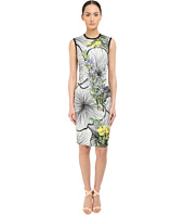 YIGAL AZROUËL - Sleeveless Floral Printed Dress