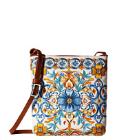 Brighton - Fiorella Embroidered Pouch