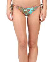 Luli Fama - Suenos Estrellados Crystalized Wavey Ruched Back Brazilian Tie Side Bottom