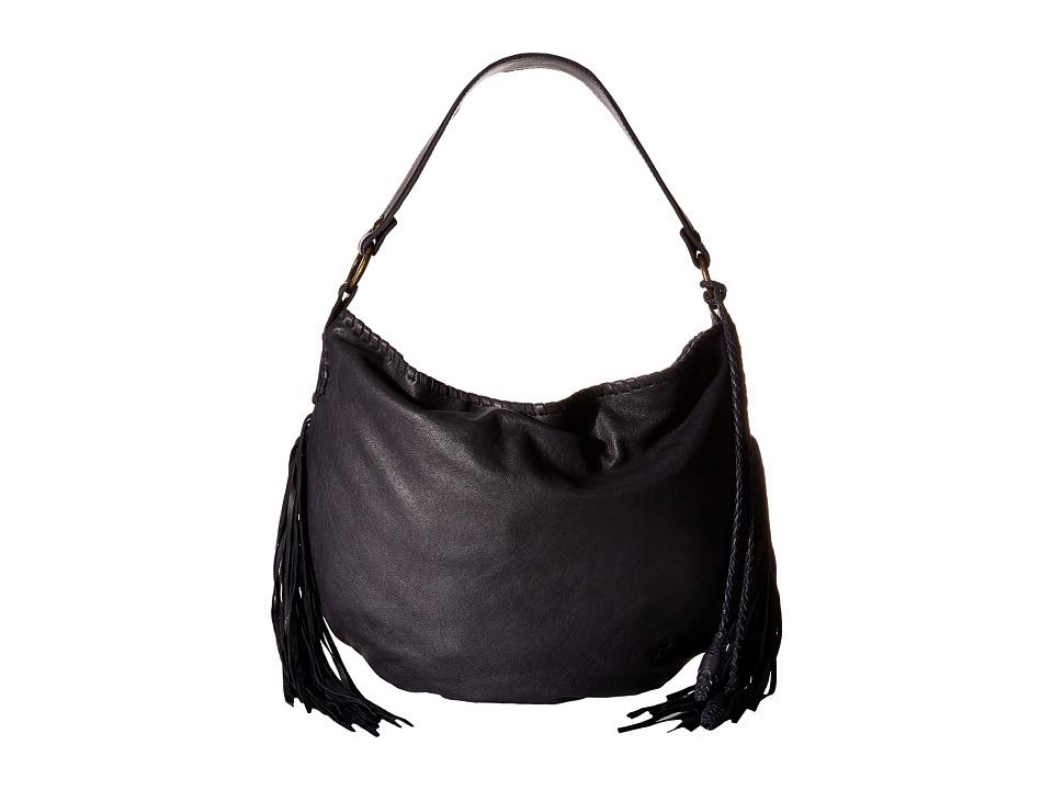 Patricia Nash - Vincenzo Slouchy Hobo (Navy) Hobo Handbags