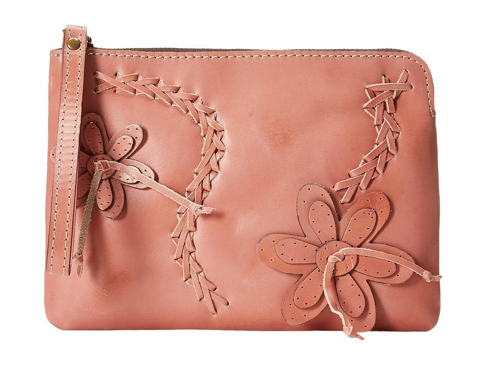Patricia Nash Cassini Wristlet Blush Wristlet Handbags