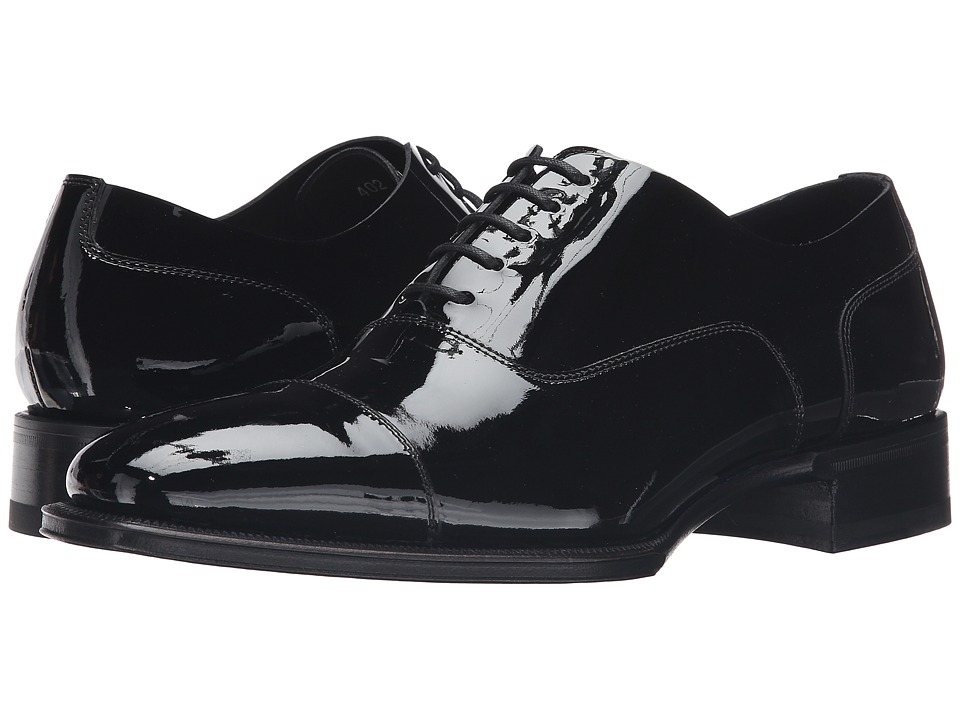 DSQUARED2 - Ubaldo Laced-Up Oxford (Nero) Men