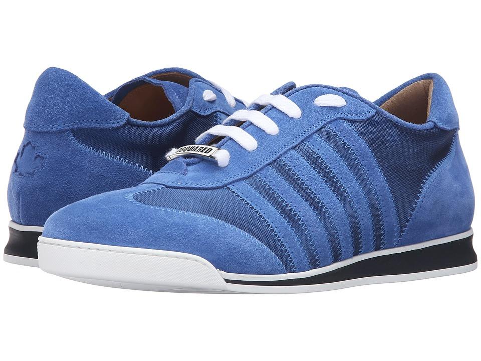 DSQUARED2 New Runner Sneaker (Blue) Men