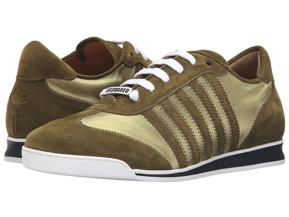 DSQUARED2 New Runner Sneaker (Militare) Men
