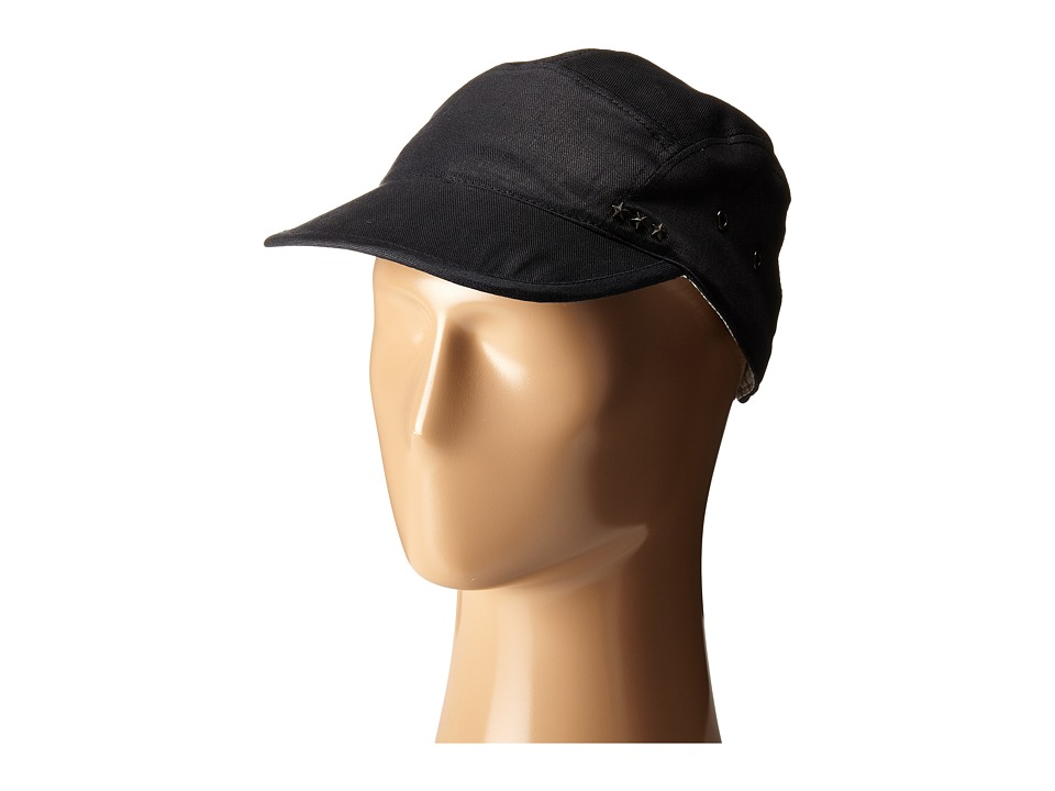 John Varvatos Star U.S.A. Baseball Hat Coal Baseball Caps