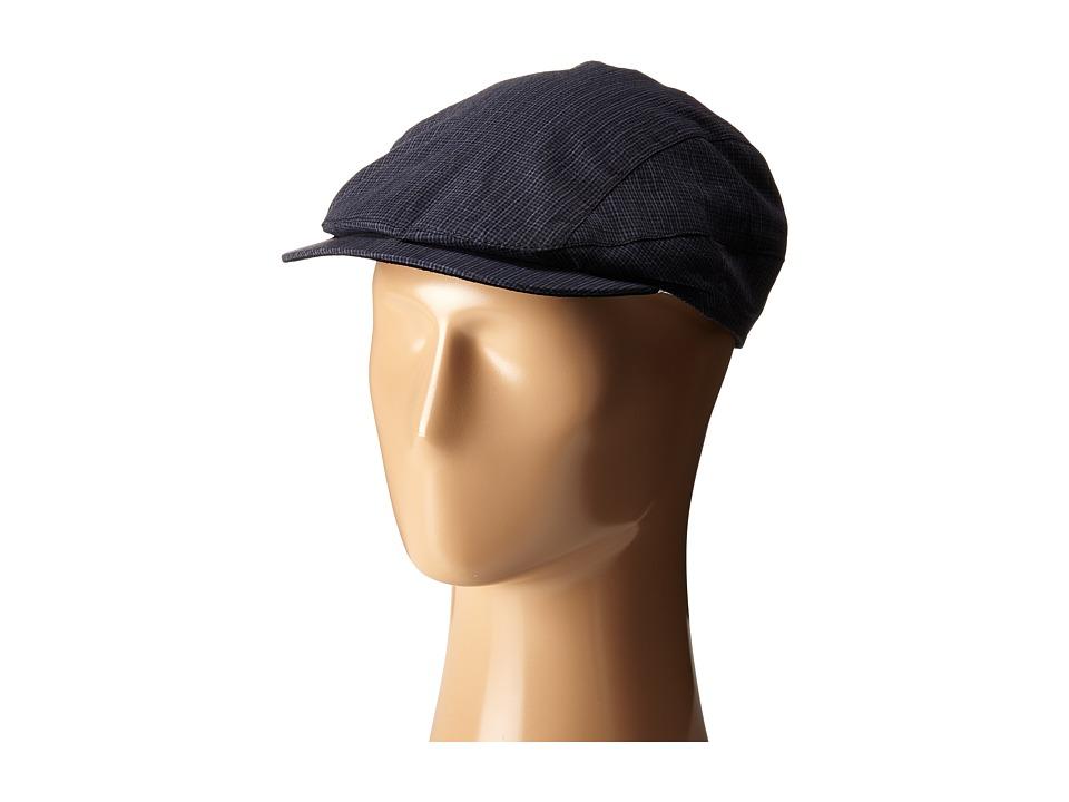 John Varvatos Star U.S.A. Ivy Hat Indigo Caps