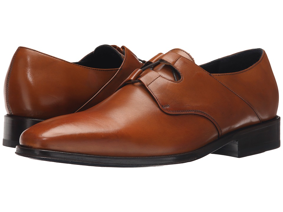 Messico Liceo Burnished Honey Leather Mens Shoes