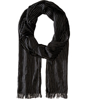 John Varvatos Star U.S.A. - Pin Stripe Scarf