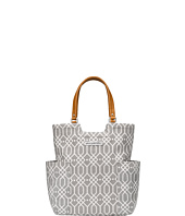 petunia pickle bottom - Glazed Tailored Tote