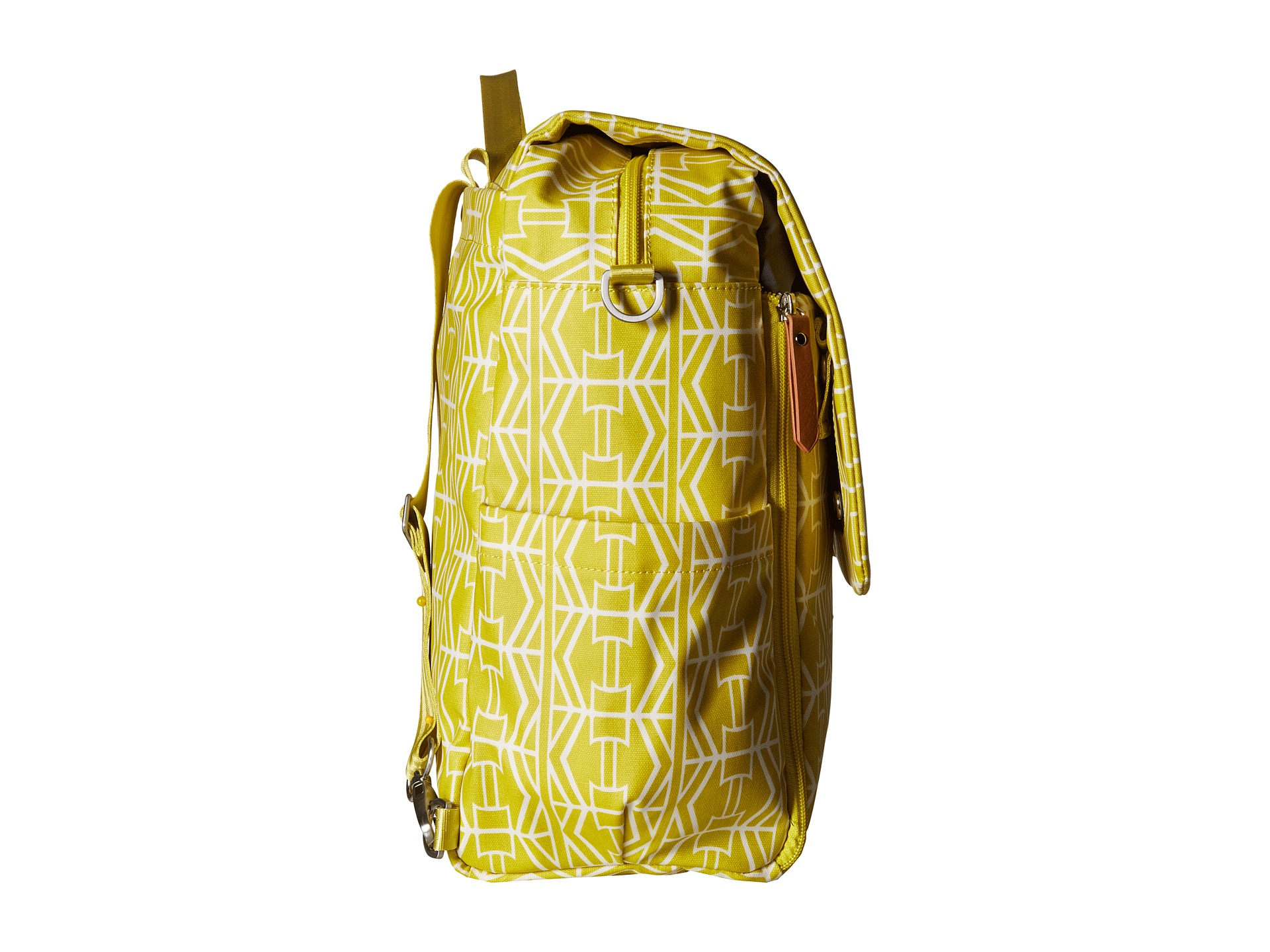 petunia pickle bottom glazed boxy backpack electric citrus free shipping both ways. Black Bedroom Furniture Sets. Home Design Ideas