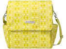 petunia pickle bottom Glazed Boxy Backpack (Electric Citrus)