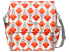 petunia pickle bottom Glazed Boxy Backpack (Brittany Blooms)