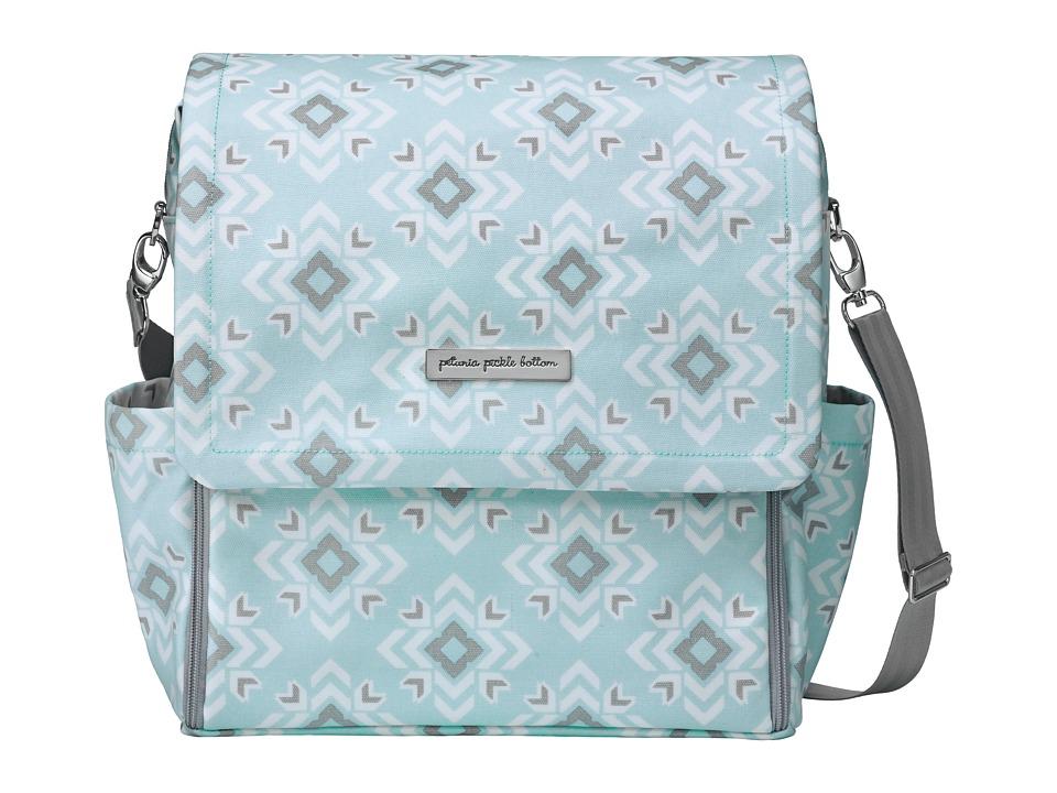 petunia pickle bottom - Glazed Boxy Backpack (Sleepy San Sebastian) Diaper Bags