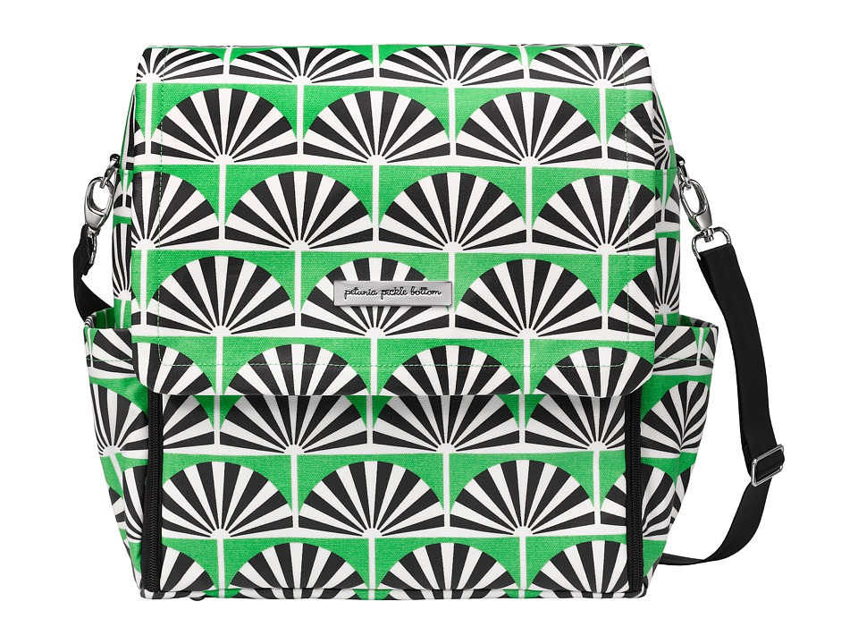 petunia pickle bottom - Glazed Boxy Backpack (Playful Palm Springs) Diaper Bags