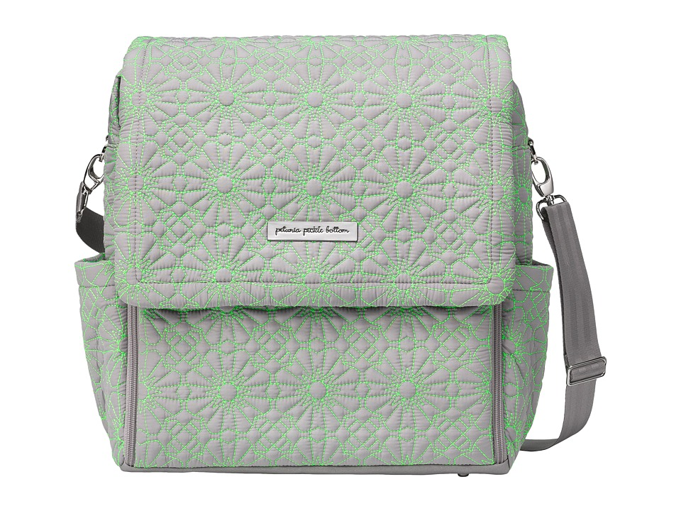 petunia pickle bottom - Embossed Boxy Backpack (Covent Garden Stop) Backpack Bags