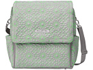 petunia pickle bottom Embossed Boxy Backpack (Covent Garden Stop)