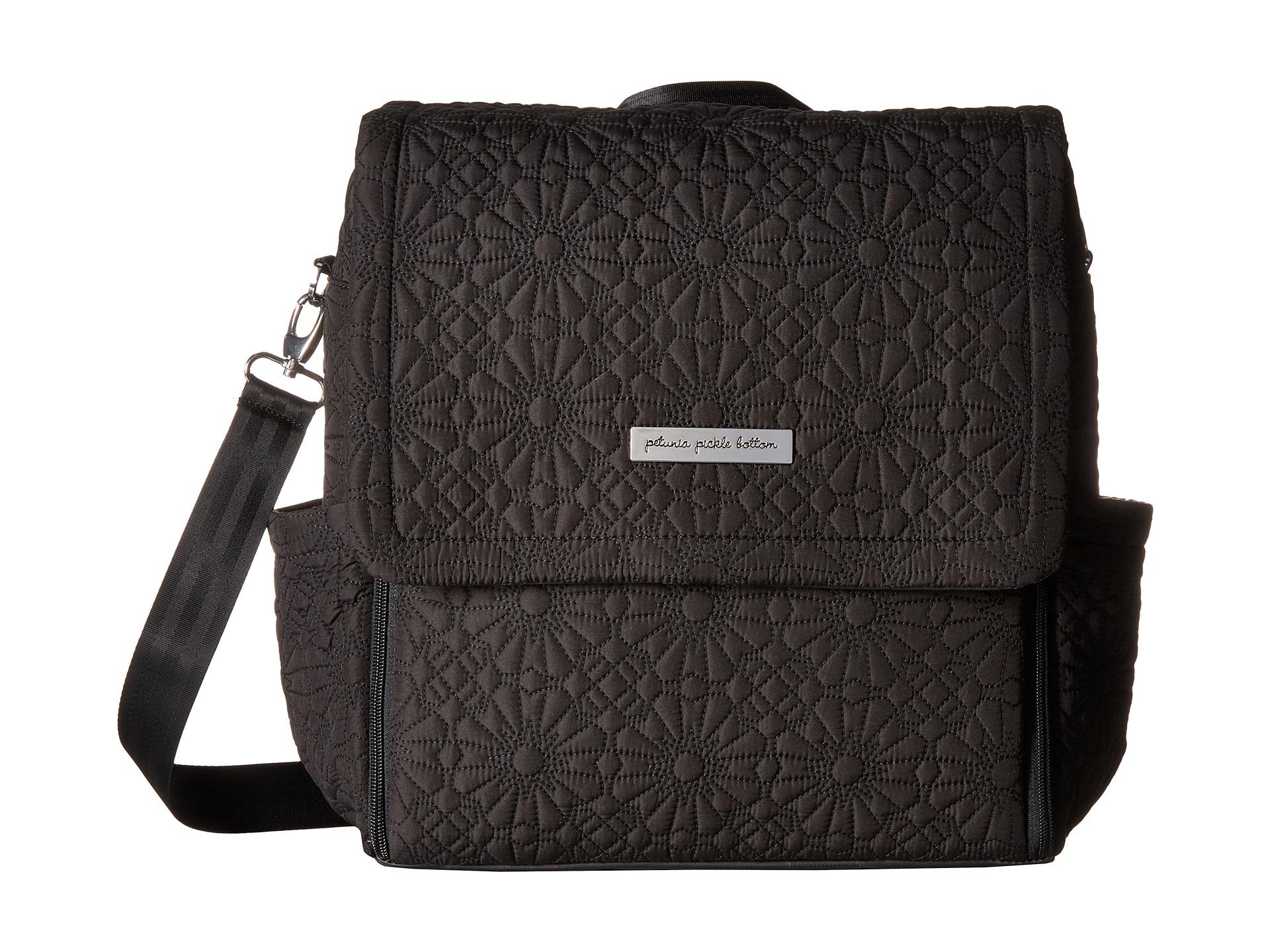 petunia pickle bottom embossed boxy backpack at. Black Bedroom Furniture Sets. Home Design Ideas