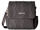 petunia pickle bottom Embossed Boxy Backpack (Champs Elysees Stop)