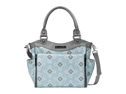 petunia pickle bottom Glazed City Carryall - Sleepy San Sebastian