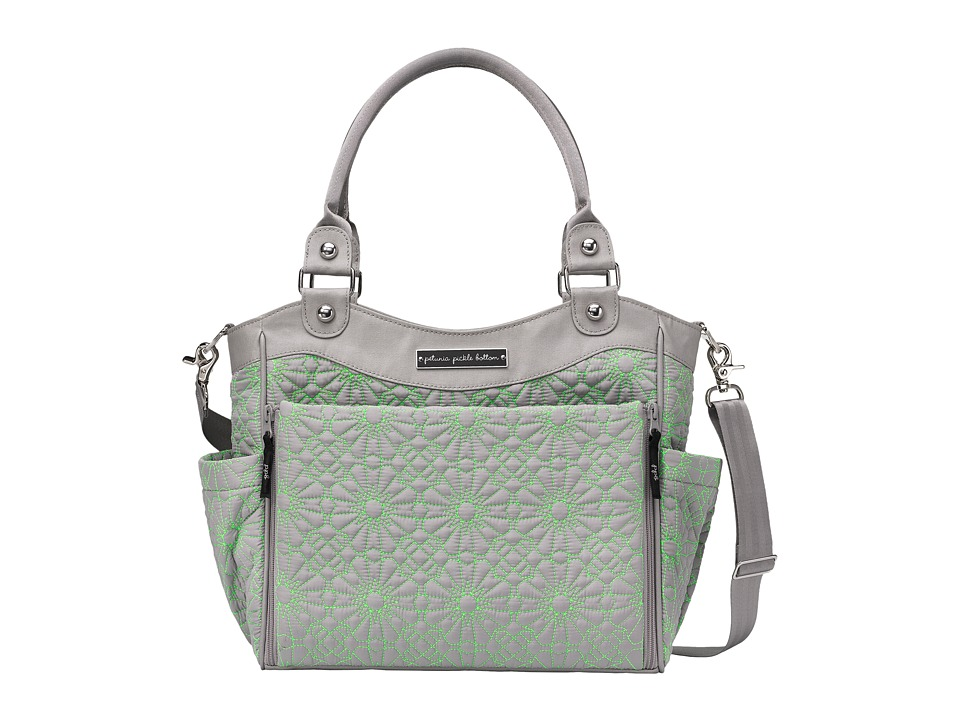 petunia pickle bottom - Embossed City Carryall (Covent Garden Stop) Diaper Bags