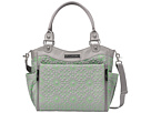 petunia pickle bottom Embossed City Carryall (Covent Garden Stop)