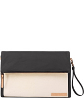 petunia pickle bottom - Glazed Color Block Crossover Clutch