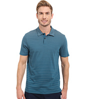 Perry Ellis - Jacquard Stripe Polo