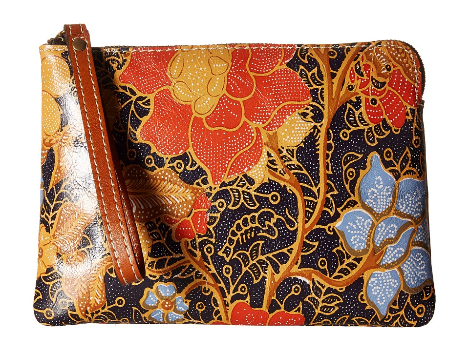 Patricia Nash - Cassini (Exotic Island Midnight) Wristlet Handbags