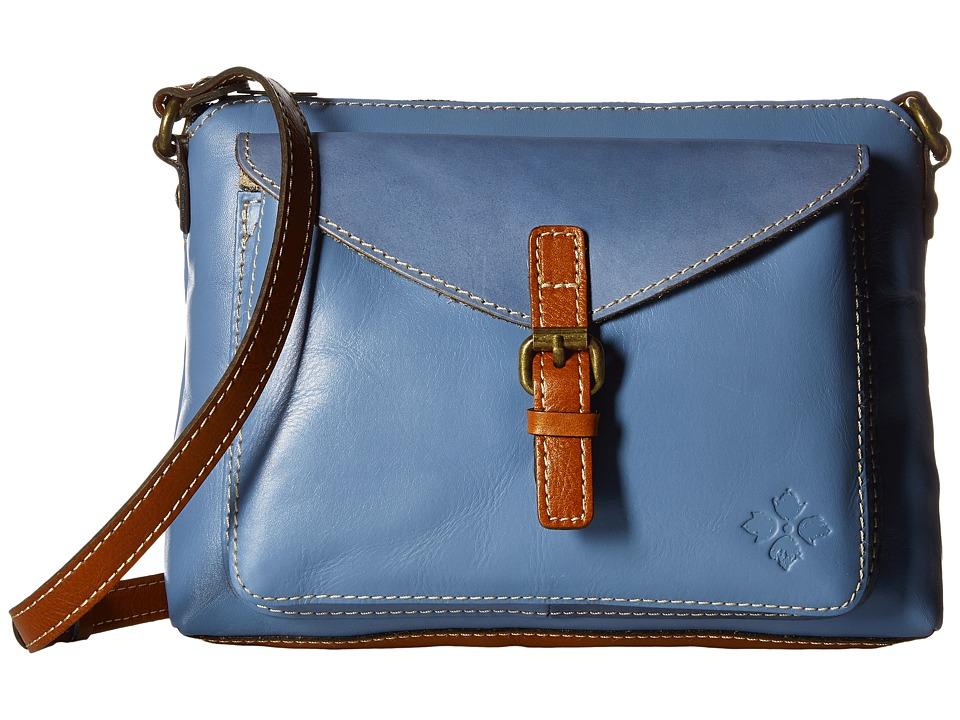 Patricia Nash - Avellino Top Zip (Medium Blue) Bags