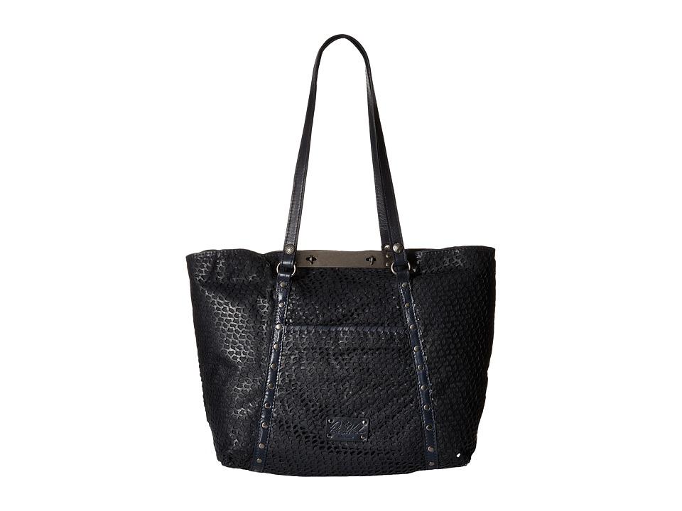 Patricia Nash - Benvenuto Convertible Tote (Navy) Tote Handbags
