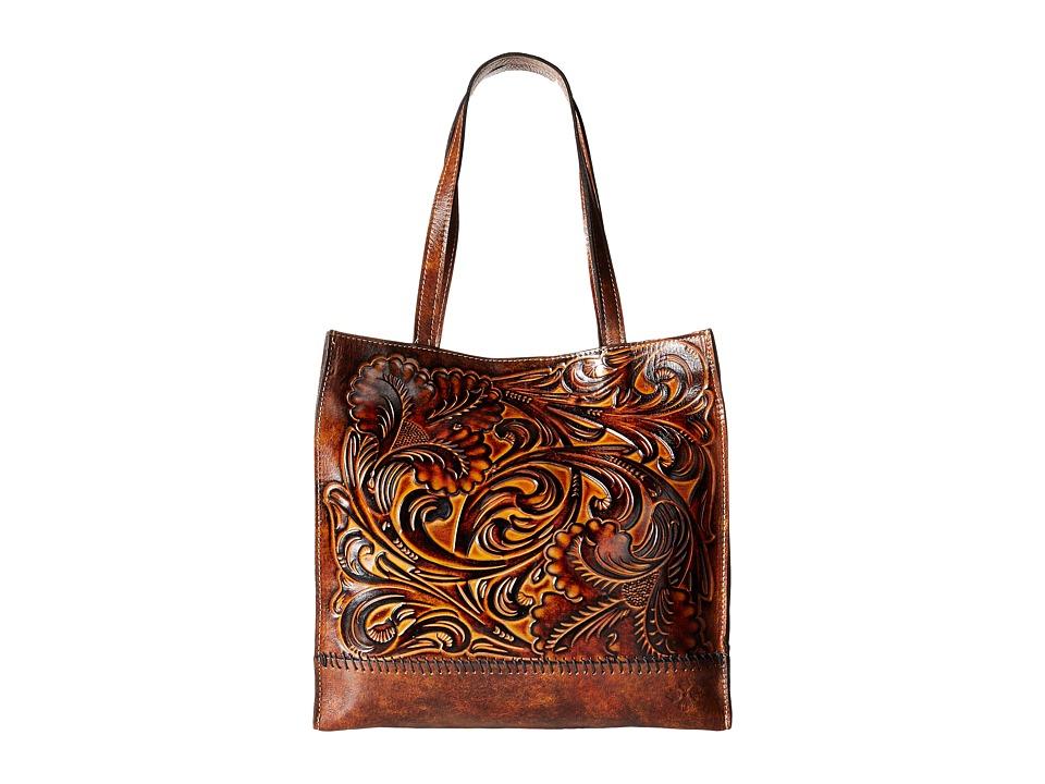 Patricia Nash - Tooled Toscano (Tuscan) Tote Handbags