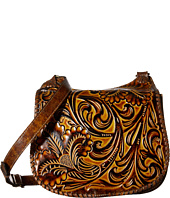 Patricia Nash - Borghetto Braided Saddle Bag