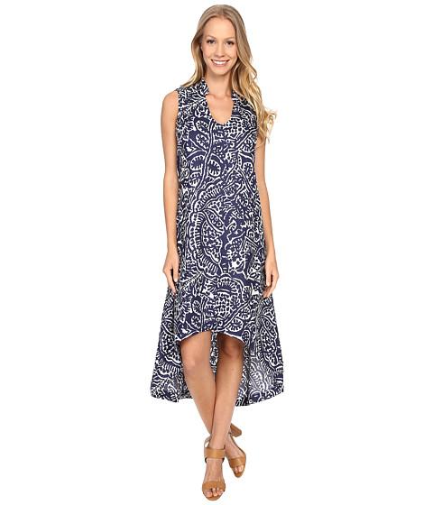 NIC+ZOE Seacoast Linen Dress