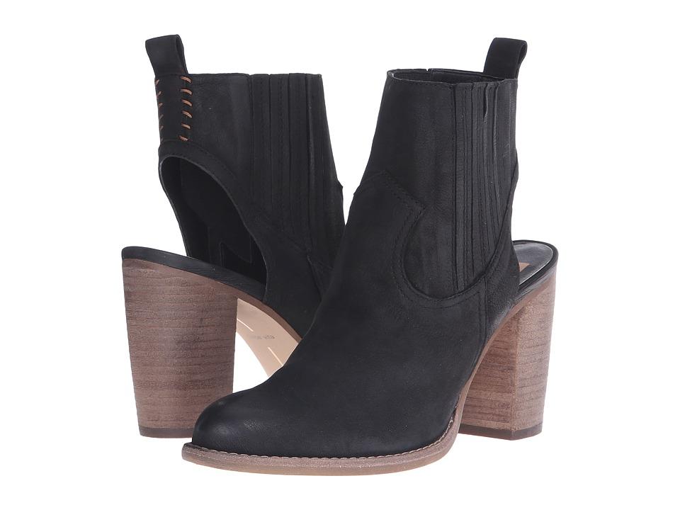 Dolce Vita Jasper Black Womens Boots