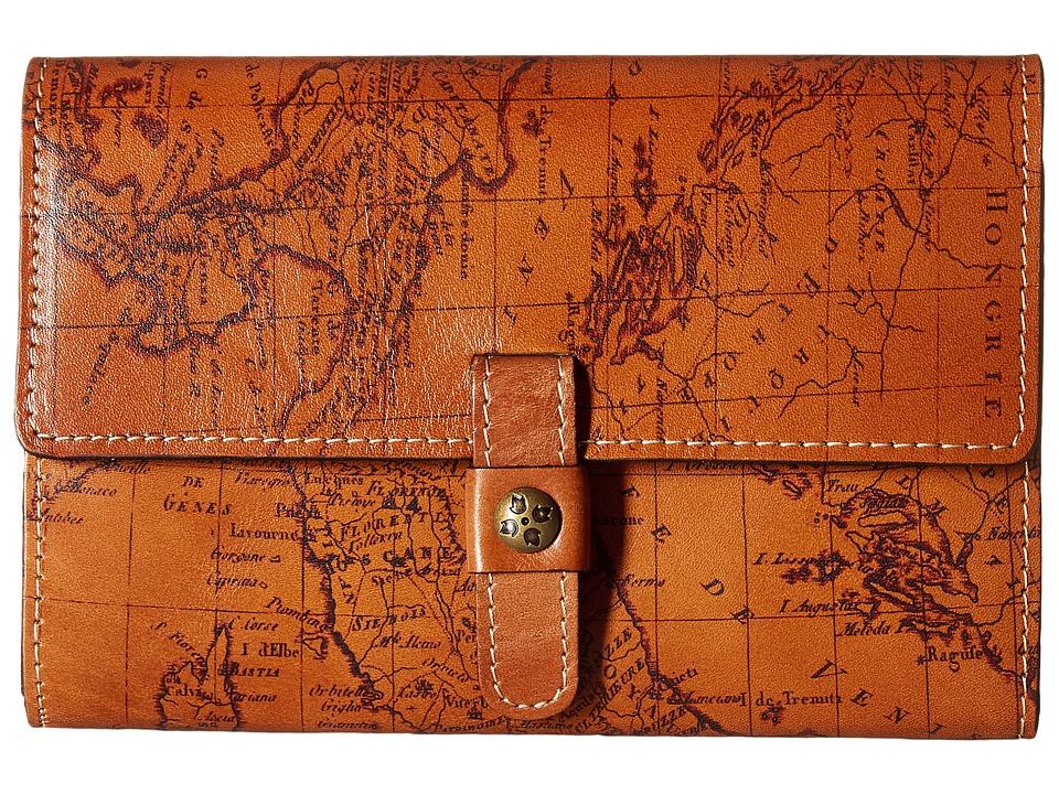 Patricia Nash - Colli Wallet (Rust) Wallet Handbags