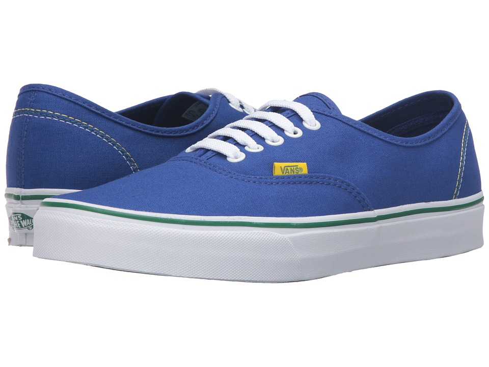 Authentic 2016 Games ((Summer 2016) Blue/Gold/Green) Skate Shoes