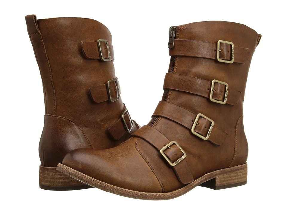 Kork-Ease Monrovia (Rum/Cognac Full Grain) Women