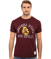 The Original Retro Brand - Short Sleeve Cotton Arizona State Sun Devils Tee
