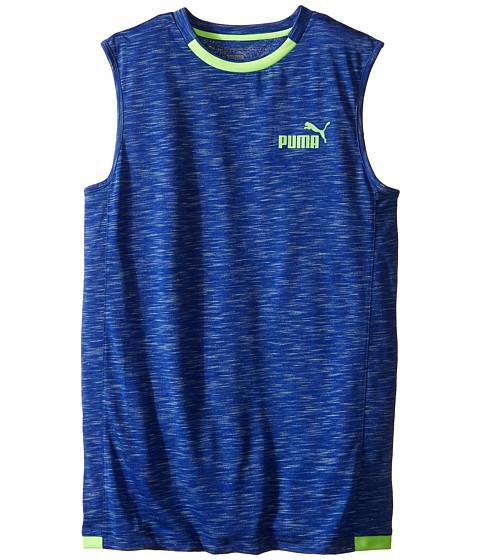 Puma Kids No. 1 Logo Muscle Shirt (Big Kids)
