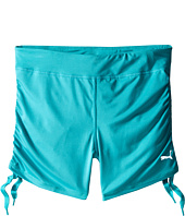 Puma Kids - Side Sinched Biker Shorts (Big Kids)