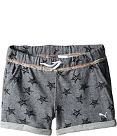 Puma Kids - Starry Cuffed Shorts (Big Kids)