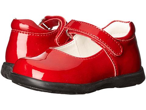 Primigi Kids Andes (Toddler) - Red Patent