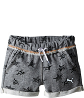 Puma Kids - Starry Cuffed Shorts (Little Kids)
